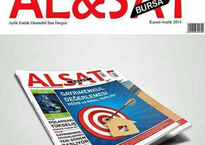 Gökhan Şen – Al-Sat Dergisi Sahibi